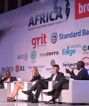 Uniciti participated in Africa's leading real estate event
