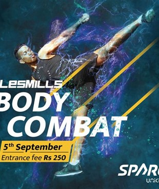 𝗭𝘂𝗺𝗯𝗮, Bodycombat and Tabata classes